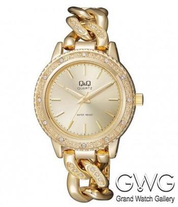 Q&Q F535-010Y женские кварцевые часы