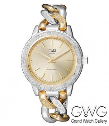 Q&Q F535-400Y женские кварцевые часы