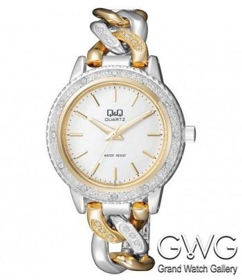 Q&Q F535-401Y женские кварцевые часы