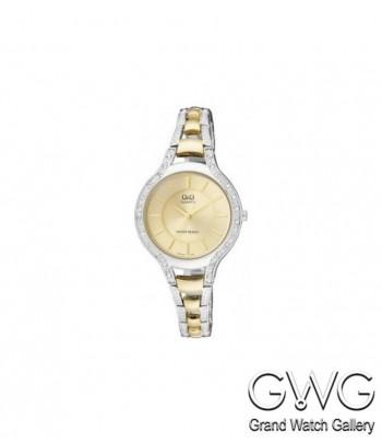 Q&Q F537J400Y женские кварцевые часы