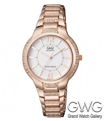 Q&Q F543J001Y женские кварцевые часы
