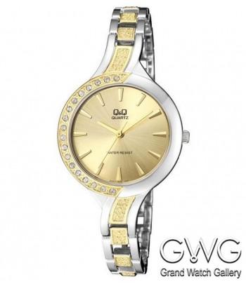 Q&Q F551J400Y женские кварцевые часы