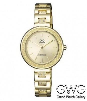Q&Q F555-010Y женские кварцевые часы
