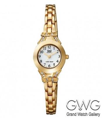 Q&Q F615J004Y женские кварцевые часы