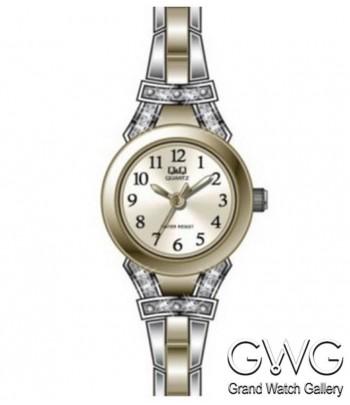 Q&Q F615J403Y женские кварцевые часы
