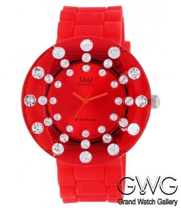 Q&Q GT59J001Y женские кварцевые часы