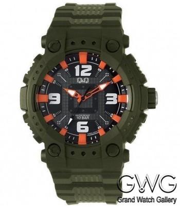 Q&Q GW82J004Y мужские кварцевые часы