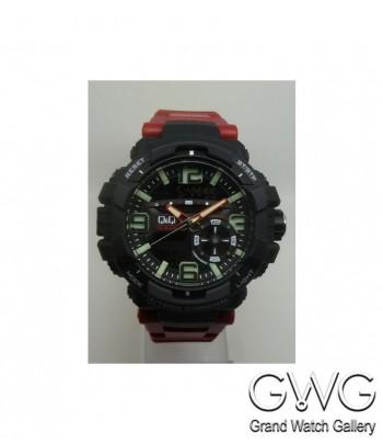Q&Q GW86J800Y мужские кварцевые часы
