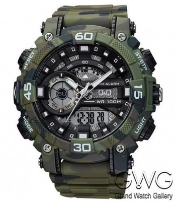Q&Q GW87J007Y мужские кварцевые часы