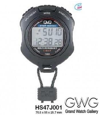 Q&Q HS47-001  механические часы