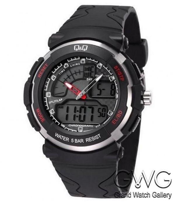 Q&Q M012J002Y мужские кварцевые часы