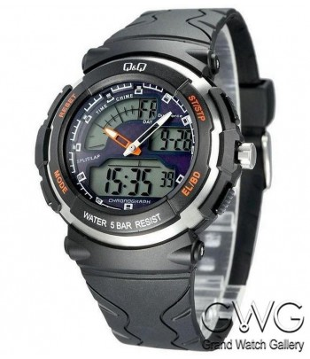 Q&Q M012J003Y мужские кварцевые часы