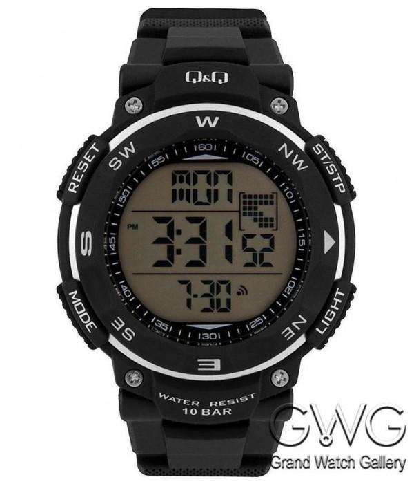 Q&Q M124J002Y мужские кварцевые часы
