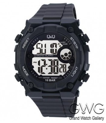 Q&Q M127J001Y мужские кварцевые часы