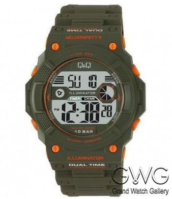 Q&Q M140J003Y мужские кварцевые часы