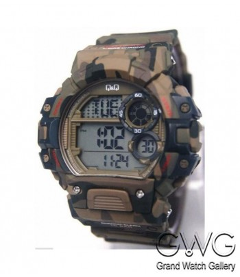 Q&Q M144J005Y мужские кварцевые часы