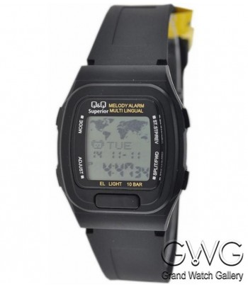 Q&Q MMW2P101Y мужские кварцевые часы