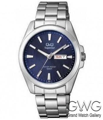 Q&Q S284J212Y мужские кварцевые часы