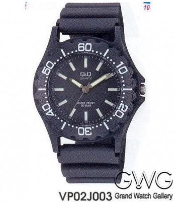 Q&Q VP02-003 мужские кварцевые часы