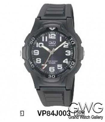 Q&Q VP84-003 мужские кварцевые часы