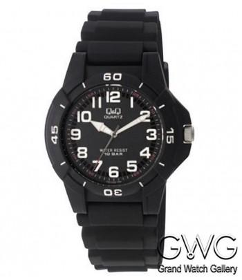 Q&Q VQ84J002Y мужские кварцевые часы